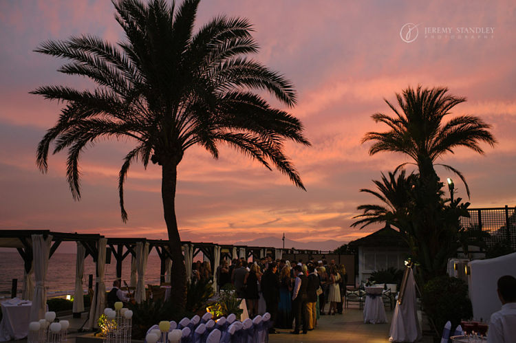 BEACHFRONT WEDDING VENUE COSTA DEL SOL