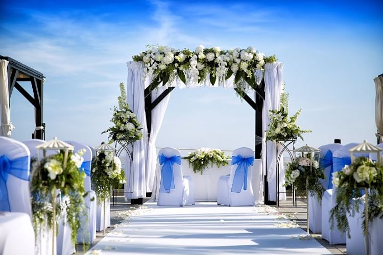 BEACHFRONT WEDDING VENUE COSTA DEL SOL 1