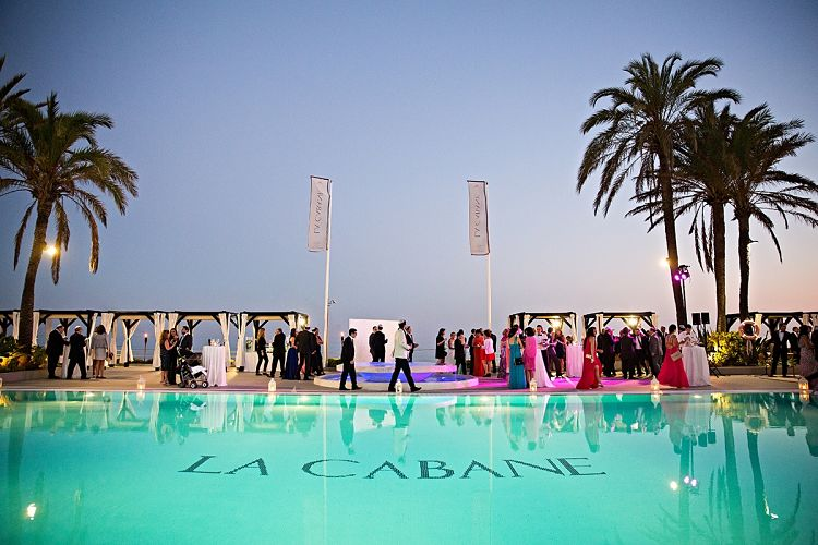 BEACHFRONT WEDDING VENUE COSTA DEL SOL 5