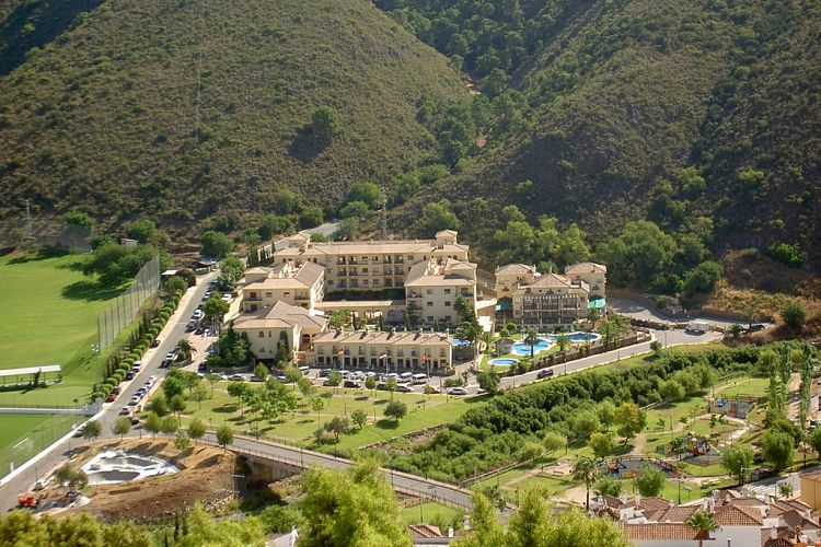 LUXURY COUNTRY HOTEL MARBELLA 8