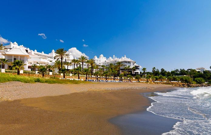 beachfront hotel marbella 1