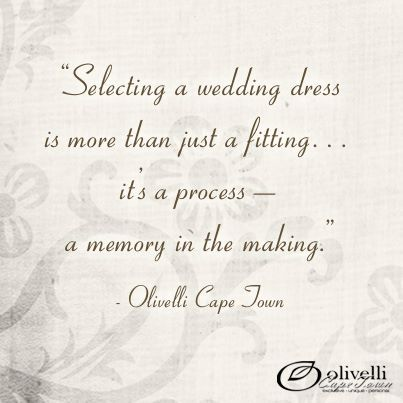wedding dress shopping quote